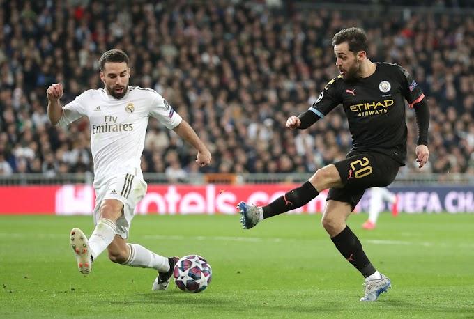 Pep Guardiola The key to overcoming Real Madrid: Bernardo Silva