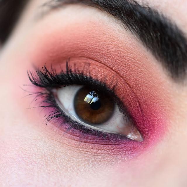 Maquillage Halloween coloré