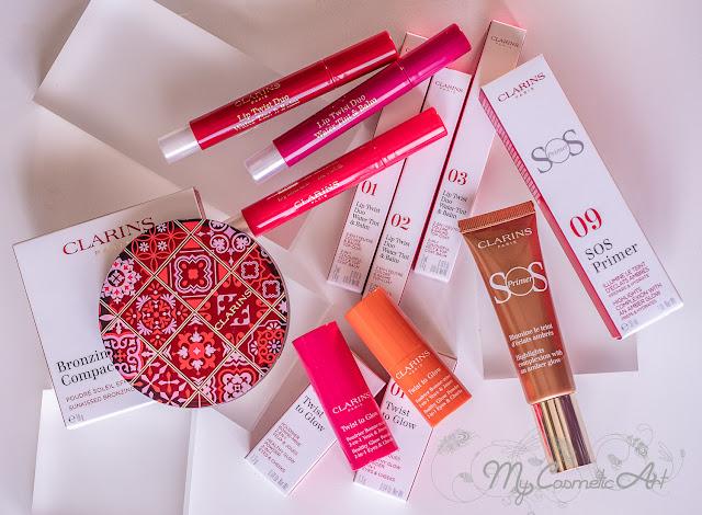 Clarins colección maquillaje verano 2020