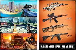 Sniper 3D Assassin® Mod Apk v3.17.0 Game Menembak Gratis Android