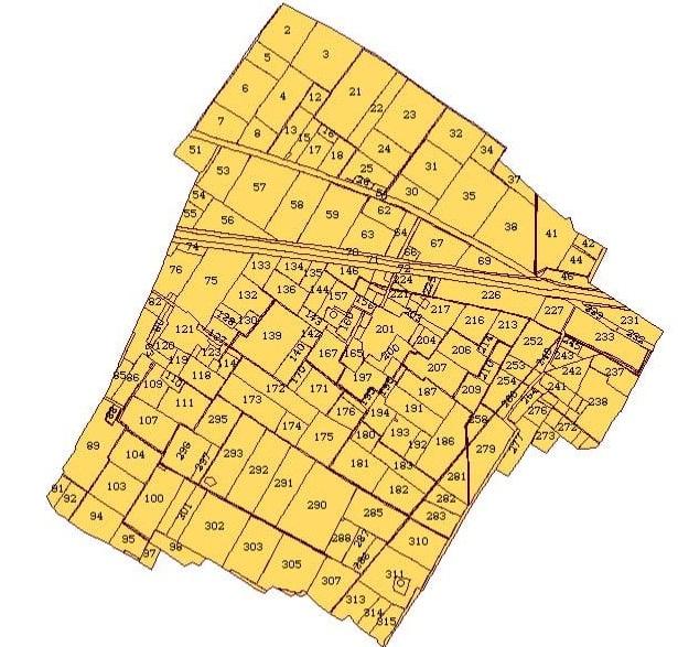 अब घर बैठे मंगा सकेंगे किसी भी गाँव-कस्बे का नक्शा