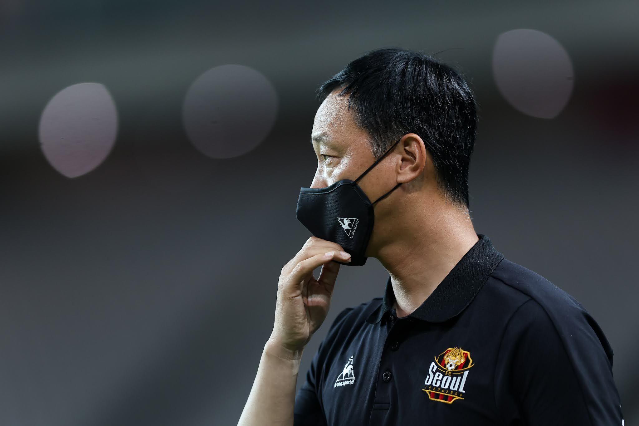 Park Jin-sub manager FC Seoul Jeonbuk Hyundai Motors relegation