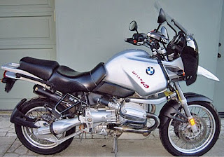 2000 BMW R 1150 GS Electrical Schematic Diagram