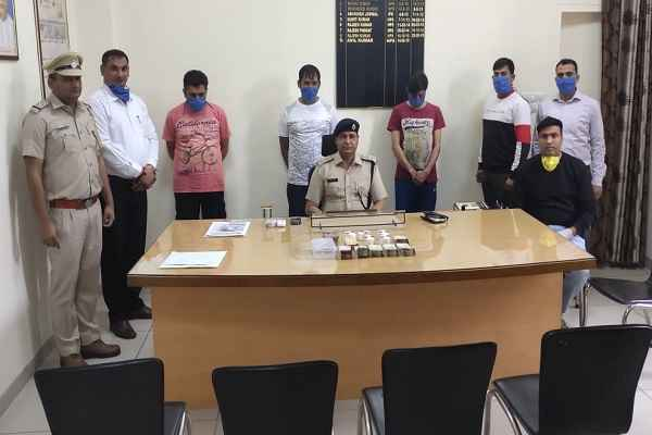 faridabad-police-cyber-cell-arrested-three-accused-bank-fraud-news