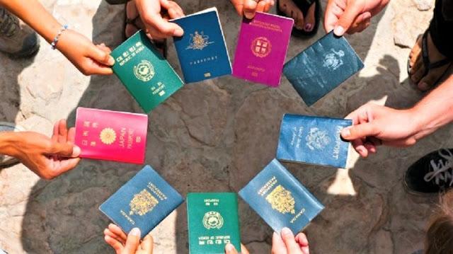 Jasa Buat Visa
