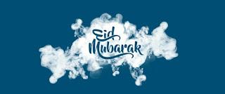Eid Mubarak picture for Twitter
