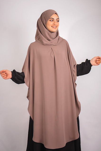 Hijab Khimar.