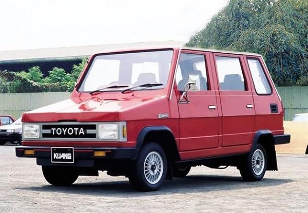 Sejarah Singkat Mobil Toyota Kijang Di Indonesia Yang Melegenda