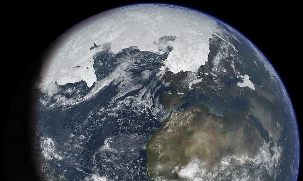 SCI-TECH : Voici quelle était la température moyenne de la Terre lors du dernier maximum glaciaire