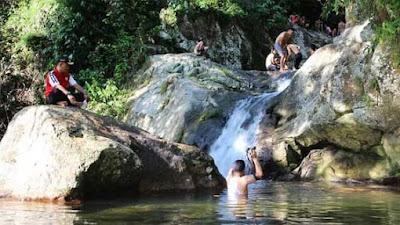 Pemandian Lubuak Kuali di Batang Kapas Potensial Dikembangkan Jadi Destinasi Wisata