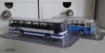 Kultowe Autobusy PRL-u, Autosan H10-11