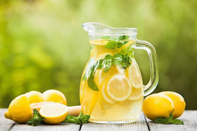 Try lemon juice