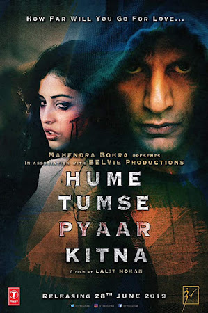 Poster Of Hindi Movie Hume Tumse Pyaar Kitna 2019 Full HD Movie Free Download 720P Watch Online