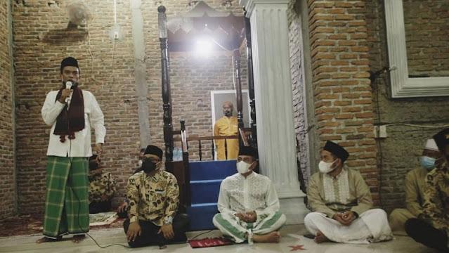 Bertemu UAS saat Salat Subuh di Masjid Dekat Rumah, Gubsu Edy: Banyak Ilmu Saya Dapatkan