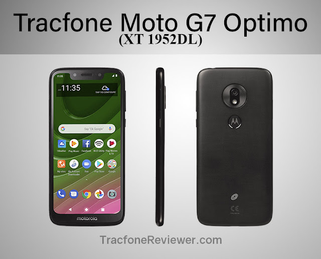 Tracfone Moto G7 0ptimo review