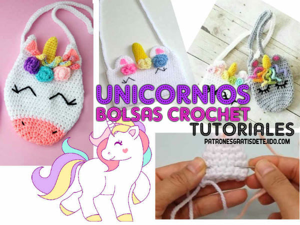 Unicorn crochet amigurumi - Step by Step - YouTube | 450x600