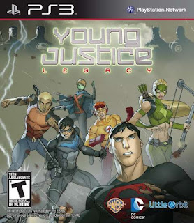 YOUNG JUSTICE LEGACY PS3 TORRENT