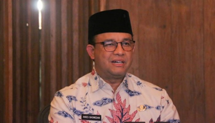 Anies is grateful that Jakarta has won the title of the most democratic province