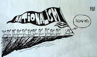 ...los comunistas no abrazan el nacionalismo ni tratan de imponer soluciones forzadas a los pueblos,