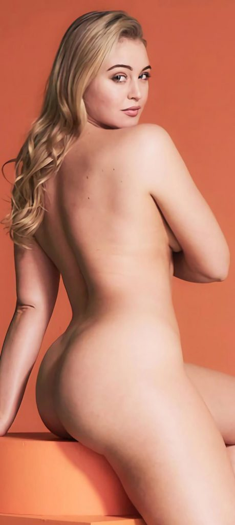 Iskra Lawrence appeared naked in Women's Health Magazine (September 2016). k6qm0r5mn0.jpg