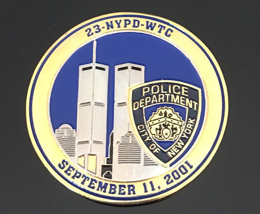Felon Bernard Kerik's victim co-author puts his September 11th gifts up on Ebay.com auction
