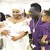 MPNAIJA GIST:Photos Duncan Mighty dedicates his second child in church