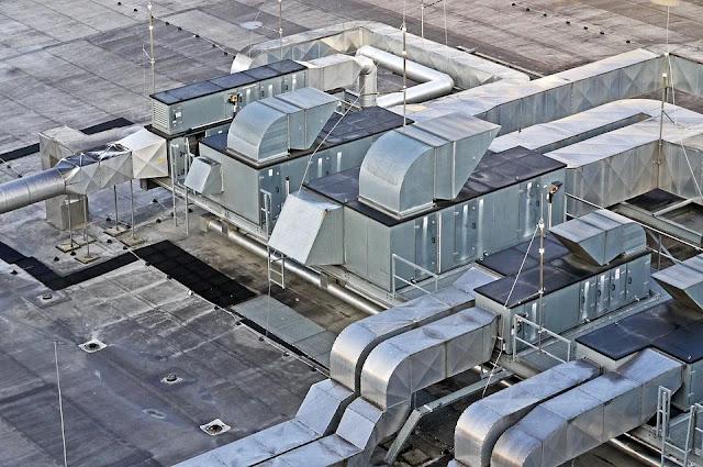 condizionatore-unità trattamento aria