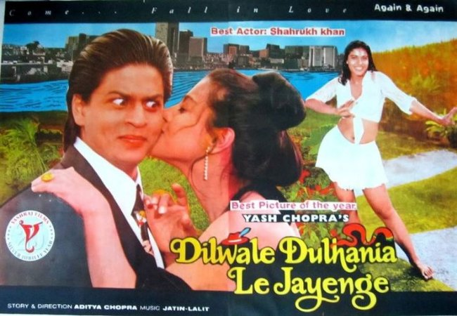 مشاهدة الفيلم الهندي Dilwale Dulhania Le Jayenge مترجم اون لاين