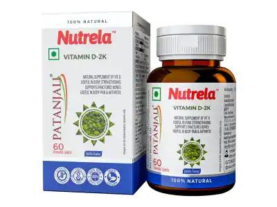 Nutrela Vitamin D2-K Chewable Tables से पूरी करें विटामिन डी की कमी, जानिए इसके फायदे