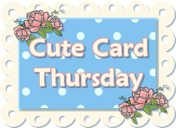Winner challenge 578 cute card thursday