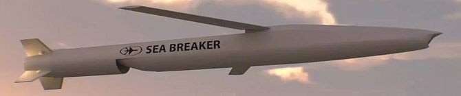 Israel Unveils Sea Breaker, The Long-Range Missile System It Could Offer For Make In India