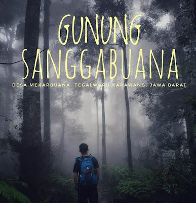 Pendakian Gunung Sanggabuana