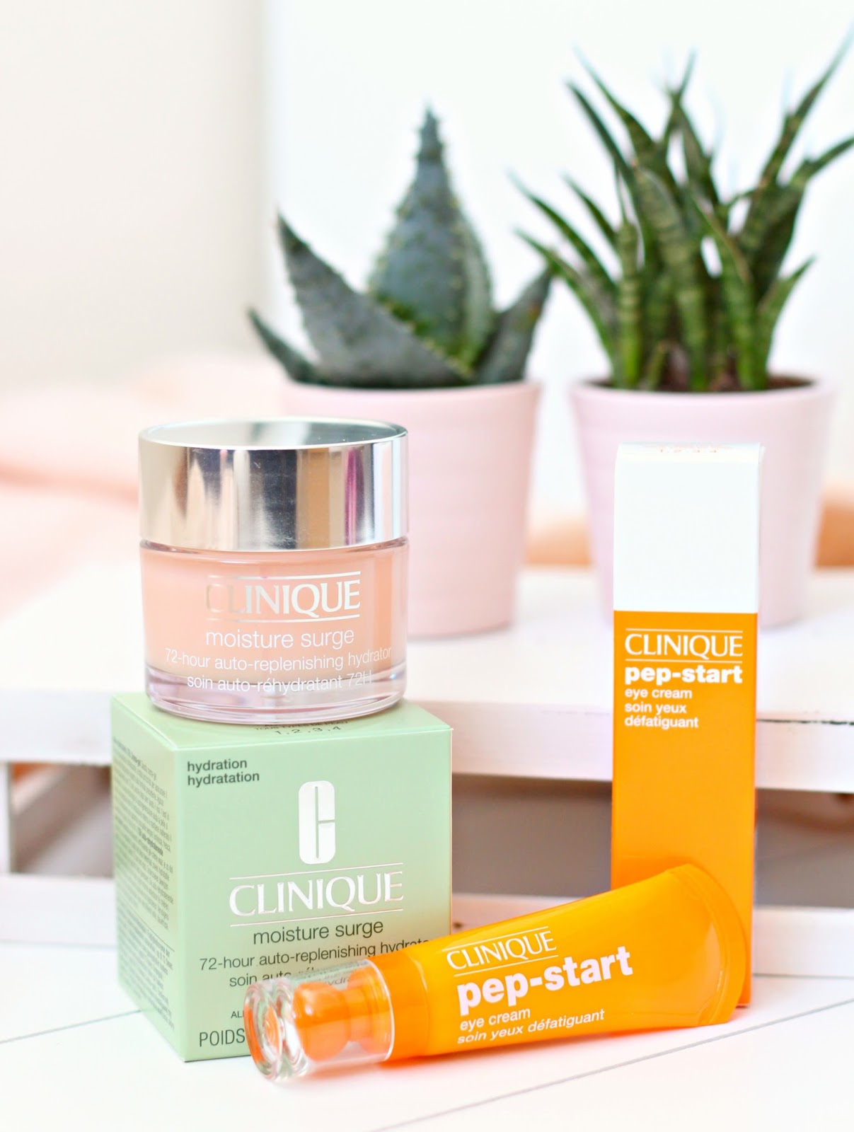 My First Clinique Skincare Bits