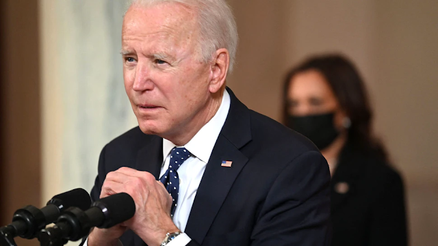 Biden Takes Aim At America Following George Floyd Verdict: 'Systemic Racism' A 'Stain On Our Nation's Soul'
