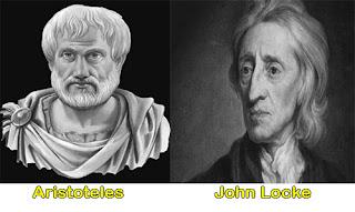 Aristoteles dan John Locke