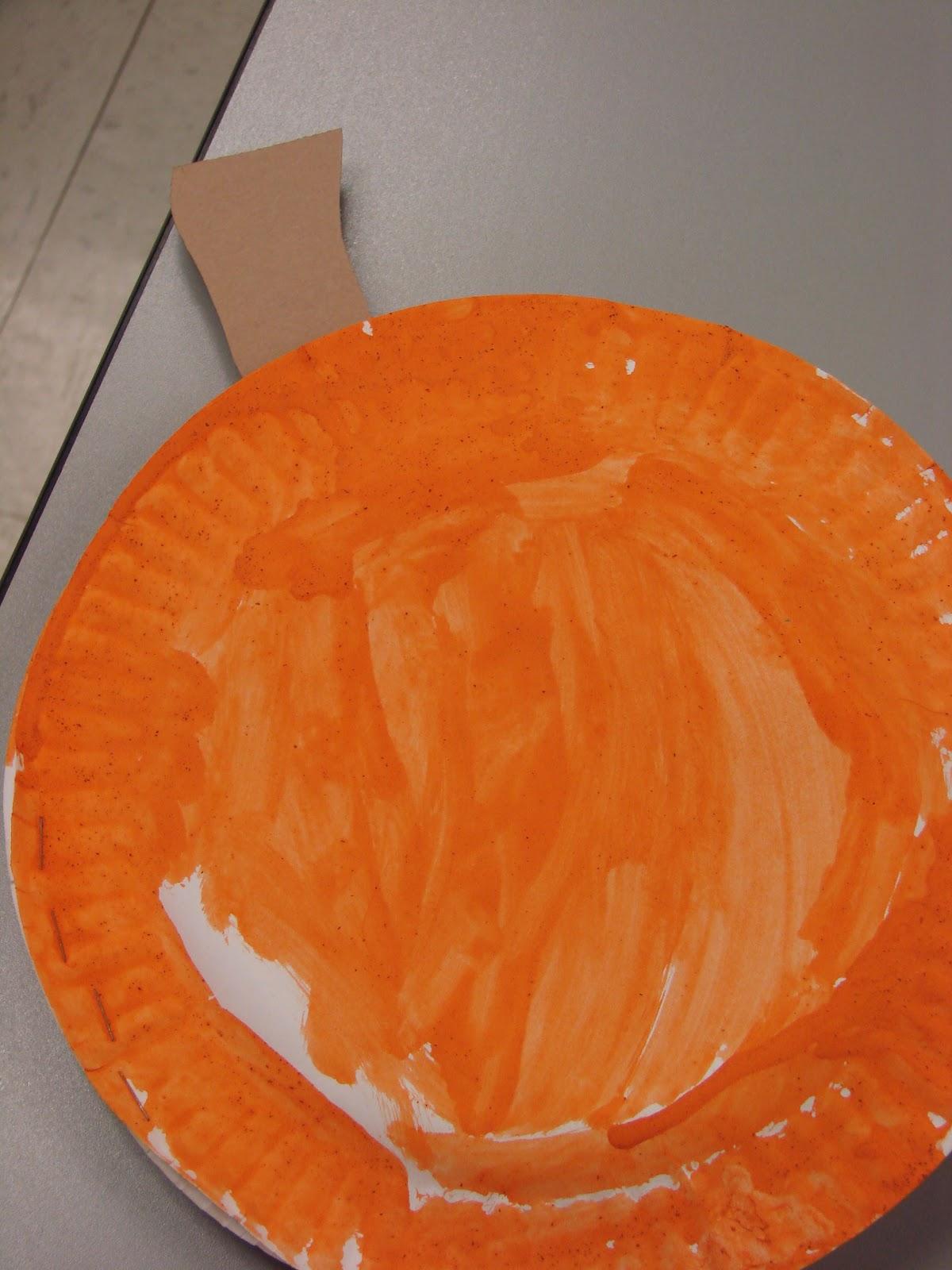 Beautiful Chaos Preschool Pumpkins