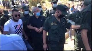 رئيس الوزراء الجزائري الأسبق أحمد أويحيى، القدس العربي، حربوشة نيوز