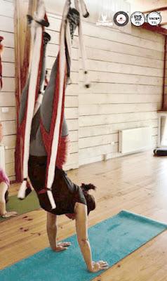 formaçao air yoga