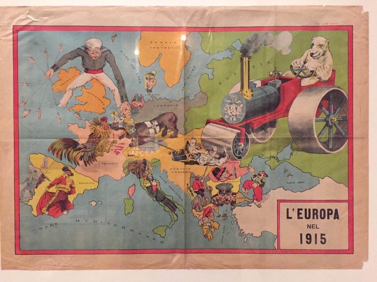 Europe (1915) (Italian)