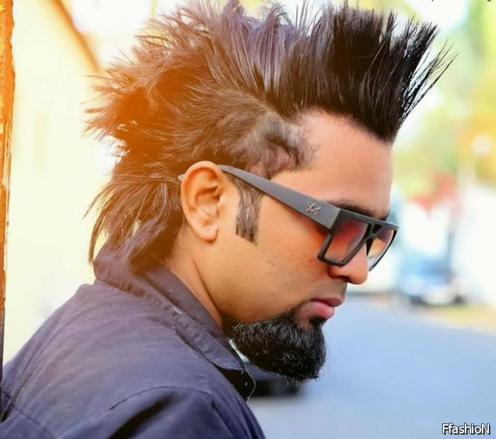 Pleasing New Indian Hair Style Man Imageand Pictures Latest Man And Women Hairstyles For Women Draintrainus