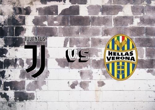 Juventus vs Hellas Verona  Resumen y Partido Completo