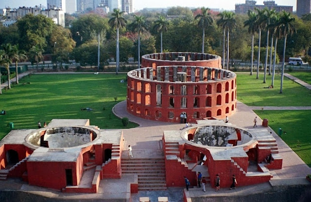 Jantar Mantar, Best Places to Visit in Delhi