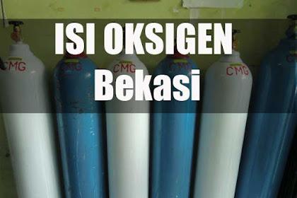 Isi Ulang Tabung Oksigen di Bekasi, Tambun, Cikarang dan Sekitarnya