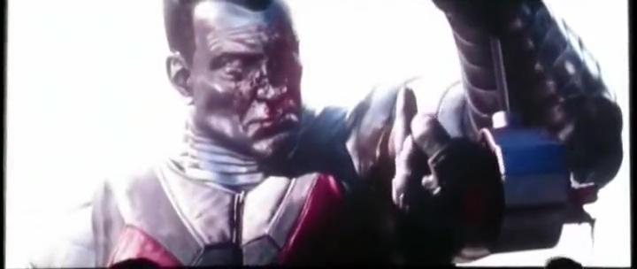 Download Deadpool (2016) Dual Audio [Hindi-English] CamRip 300MB