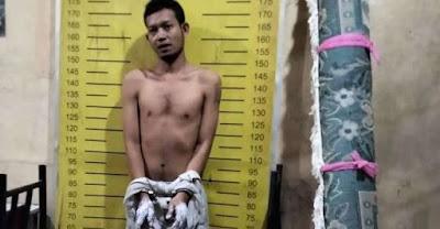 Mencoba Melawan! Polisi Tembak Dua Kaki Suami yang Bakar Istrinya, Simak Selengkapnya