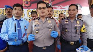 Satreskrim Polres Cirebon Kota Tangkap Spesialis Pembobol Rumah