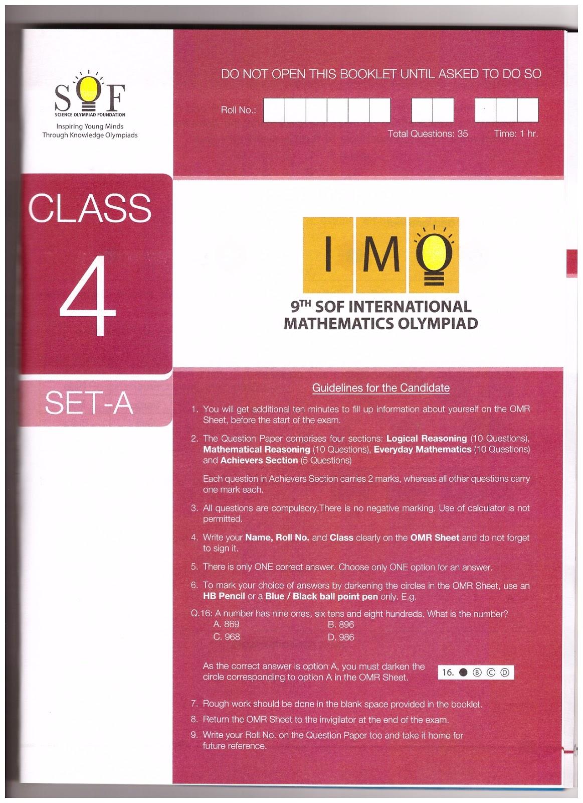 Workbooks everyday math workbook : Athreya Kidambi - Kavitha Kidambi: INTERNATIONAL MATH OLYMPIAD ...