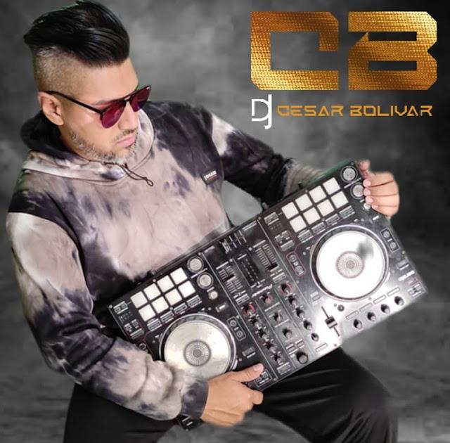 FARÁNDULA: DJ carabobeño César Bolívar celebra el 2021 con cuatro nominaciones a diferentes premios.