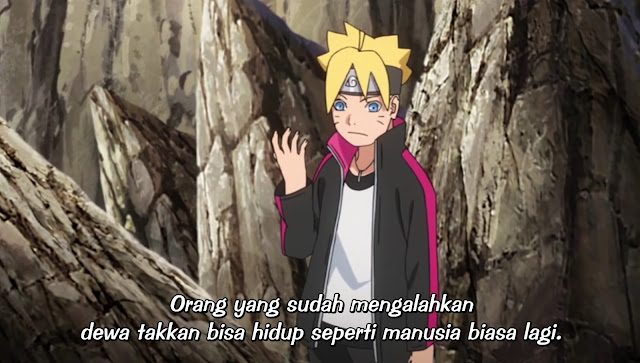 Boruto - Naruto Next Generations Episode 66 Sub indo