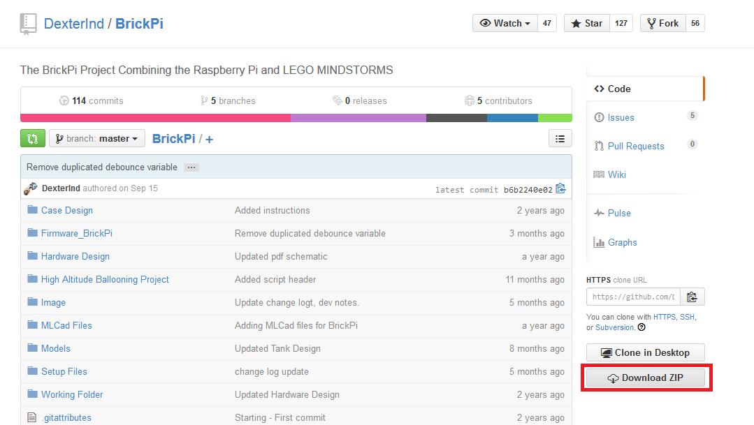 Install BrickPi on Raspberry Pi B+ | Electrons Free